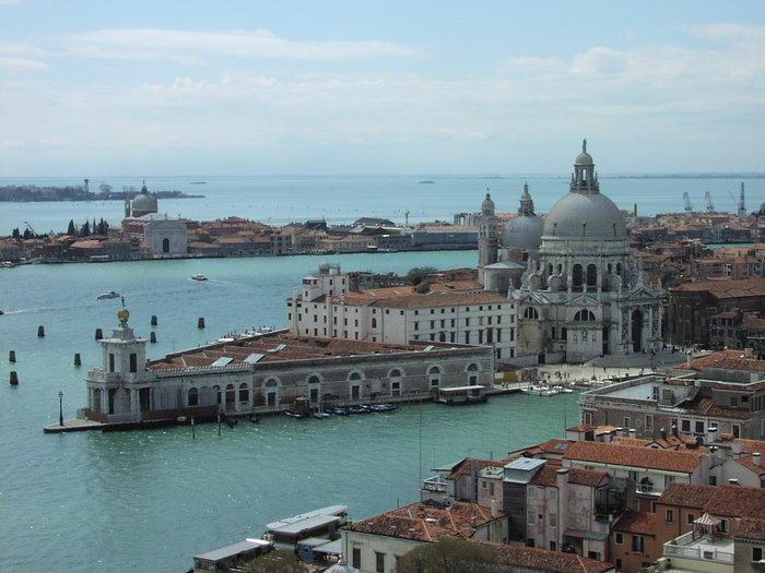 Punta della Dogana στη Βενετία