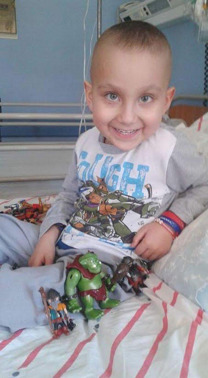Μαραθώνιος ζωής για να σωθεί ο 4χρονος Κωνσταντίνος-Πως θα βοηθήσουμε - εικόνα 2