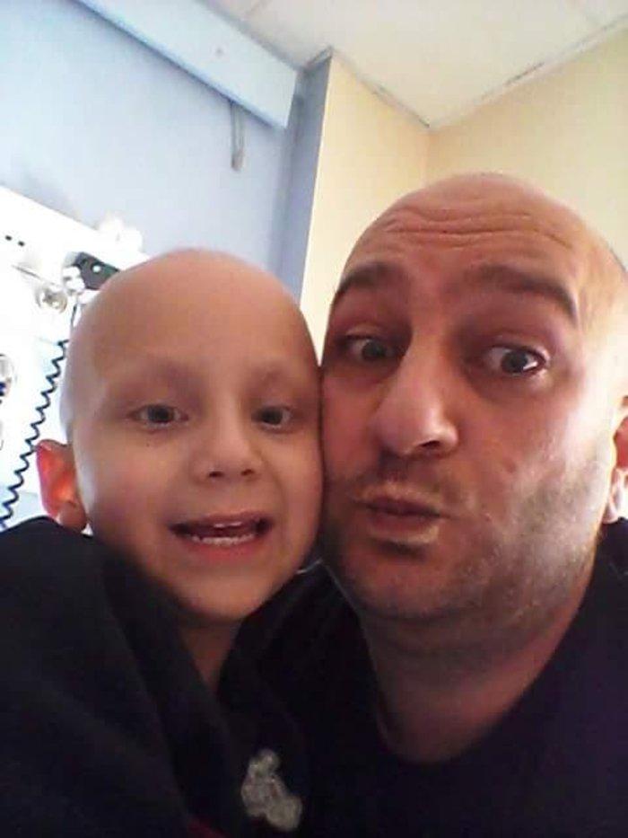Μαραθώνιος ζωής για να σωθεί ο 4χρονος Κωνσταντίνος-Πως θα βοηθήσουμε - εικόνα 3