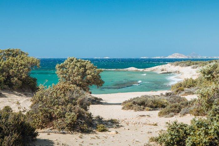 Το καλύτερο νησί για ατέλειωτες αμμουδερές παραλίες