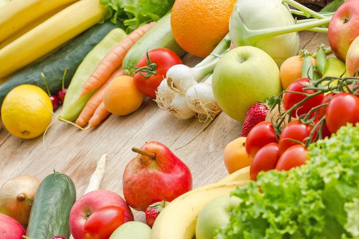 Τα φρούτα και τα λαχανικά είναι πλούσια σε βιταμίνες απαραίτητες σε μεγάλο αριθμό λειτουργιών του σώματος