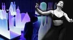 Η χορογράφος Μαρκέλα Μανωλιάδη κάνει ποδαρικό στο Φιξ