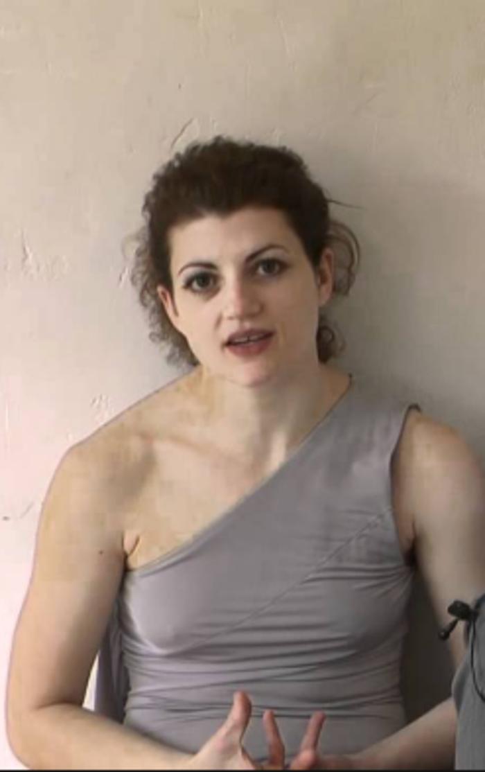 Η χορογράφος Μαρκέλα Μανωλιάδη κάνει ποδαρικό στο Φιξ - εικόνα 3