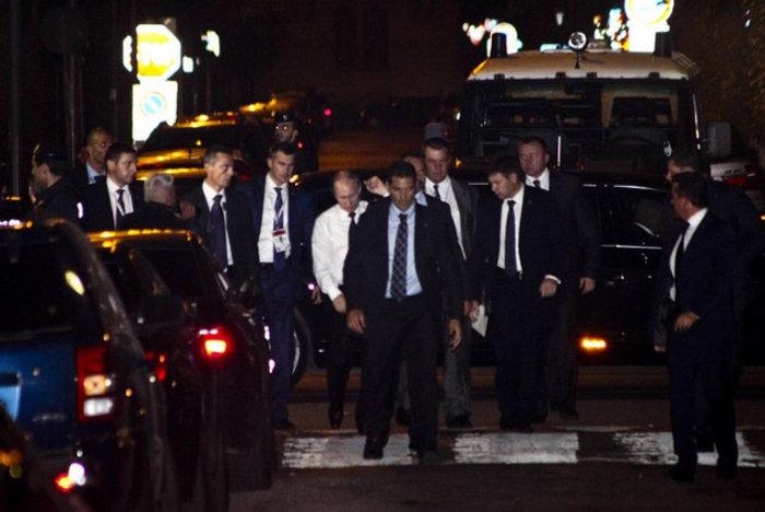 Μέτρα ασφαλείας αλα Χόλιγουντ για την επίσκεψη του Πούτιν στο Αγιον Ορος - εικόνα 4