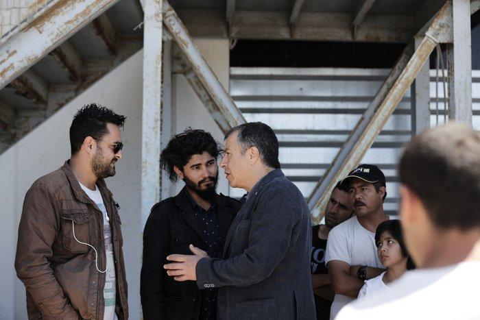 Θεοδωράκης: Το γκέτο του Ελληνικού προσβάλει τη χώρα και τους προσφυγες - εικόνα 2