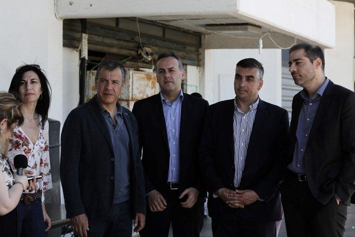 Θεοδωράκης: Το γκέτο του Ελληνικού προσβάλει τη χώρα και τους προσφυγες - εικόνα 3