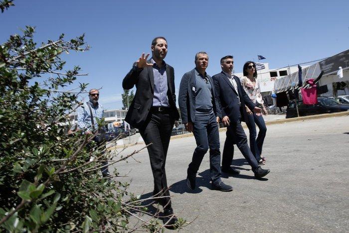 Θεοδωράκης: Το γκέτο του Ελληνικού προσβάλει τη χώρα και τους προσφυγες - εικόνα 6