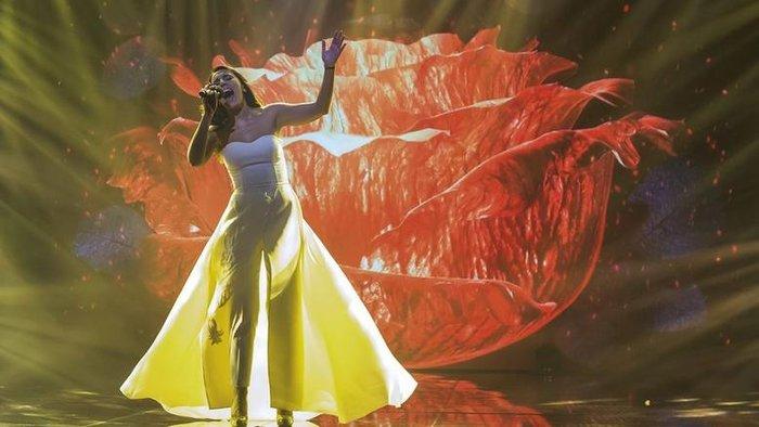 Η νικήτρια της φετινής Eurovision Τζαμάλα
