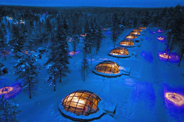 Τα 15 πιο περίεργα ξενοδοχεία όλου του κόσμου! Το 2ο βρίσκεται στην Ελλάδα!