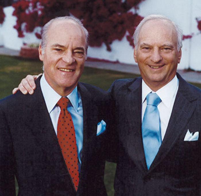 Οι δύο από τους ιδρυτές της KKR