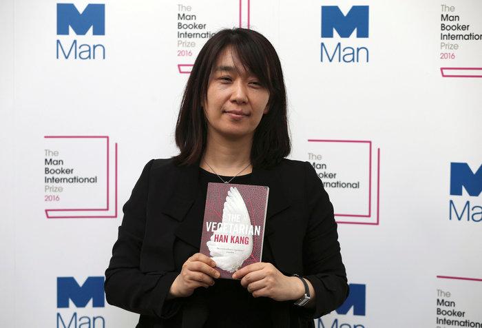 Στη νοτιοκορεάτισσα Χαν Κανγκ το Διεθνές Βραβείο Booker 2016