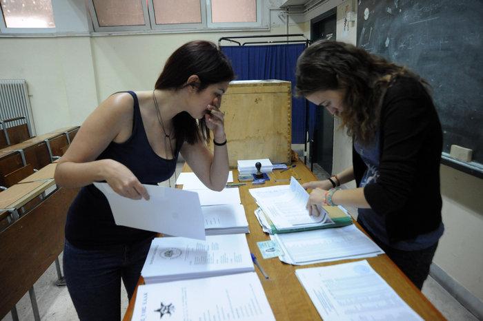Επεισόδια με κουκουλοφόρους στις φοιτητικές εκλογές - εικόνα 7