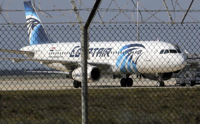 Αεροσκάφος της EgyptAir