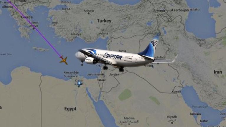Συνετρίβη στη Μεσόγειο το αεροσκάφος της EgyptAir