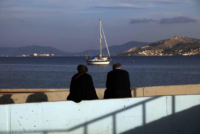 Το λιμάνι της Νέας Περάμου