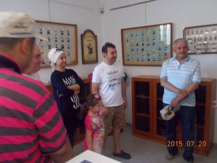 Λάτρης των Οινουσσών είναι ο νέος πρωθυπουργός της Τουρκίας - εικόνα 3