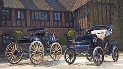 Δεν θα πιστεύετε στα μάτια σας: Aπίθανα ηλεκτρικά αυτοκίνητα του... 1906!