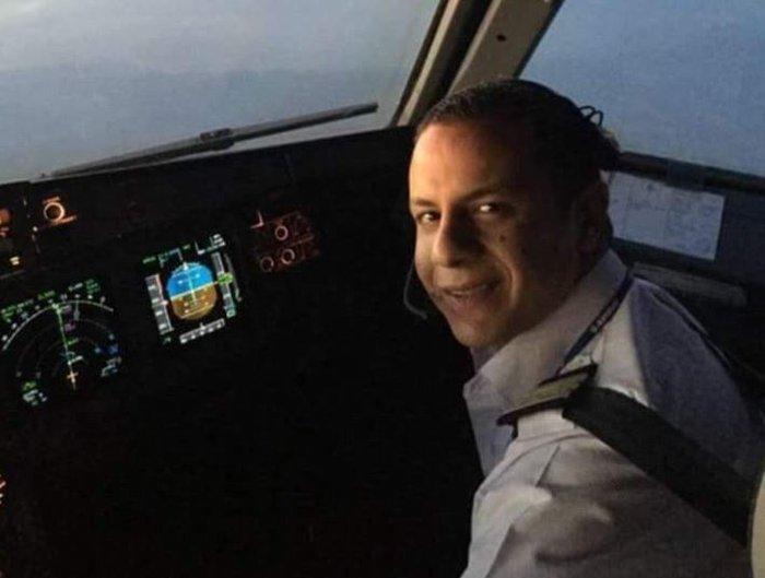 Οι δυο πιλότοι του Airbus και η πρώην ηθοποιός - εικόνα 2