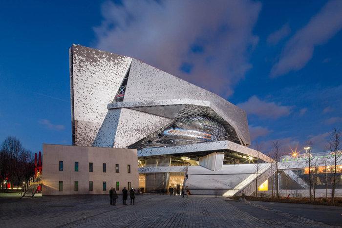 Philharmonie concert hall, Παρίσι