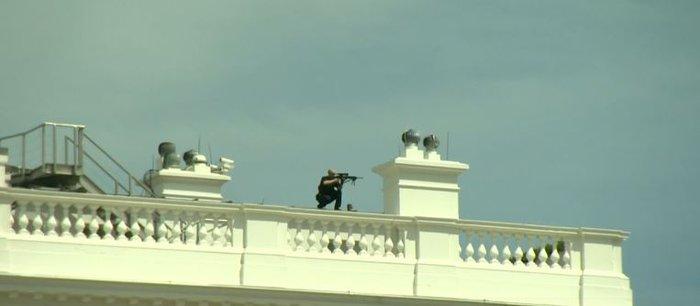 Συναγερμός στο Λευκό Οίκο μετά από πυροβολισμούς