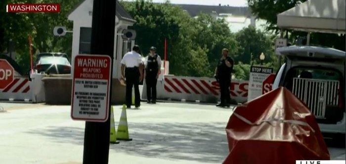 Συναγερμός στο Λευκό Οίκο μετά από πυροβολισμούς - εικόνα 2