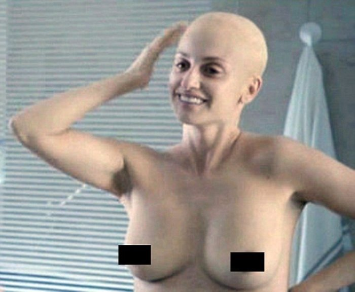 Πενέλοπε Κρουζ: Γιατί θεωρώ φόρο τιμής που υποδύθηκα γυναίκα με καρκίνο - εικόνα 2