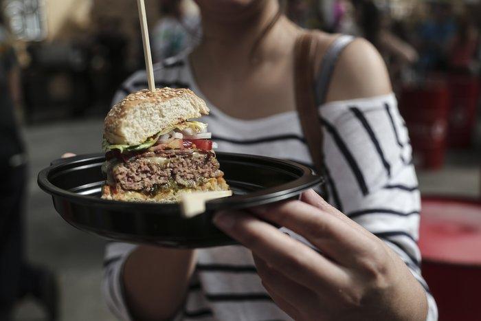 Πώς έζησε η Αθήνα το πρώτο Athens Street Food Festival [Εικόνες] - εικόνα 2