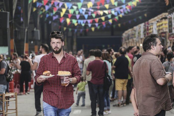 Πώς έζησε η Αθήνα το πρώτο Athens Street Food Festival [Εικόνες] - εικόνα 4