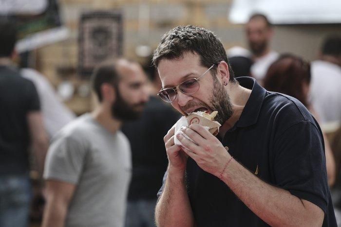 Πώς έζησε η Αθήνα το πρώτο Athens Street Food Festival [Εικόνες] - εικόνα 5