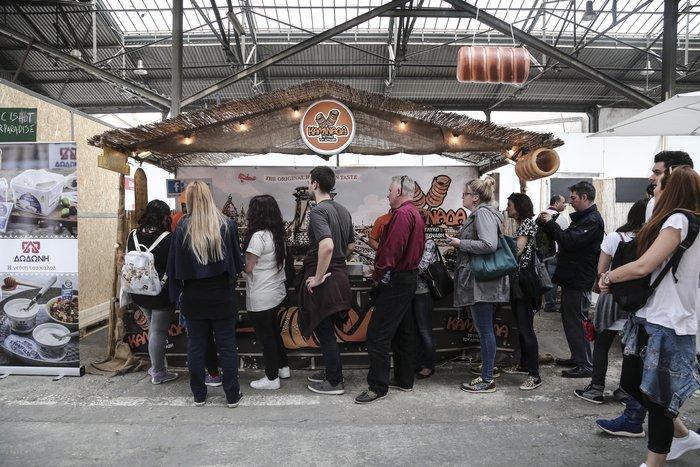 Πώς έζησε η Αθήνα το πρώτο Athens Street Food Festival [Εικόνες] - εικόνα 6