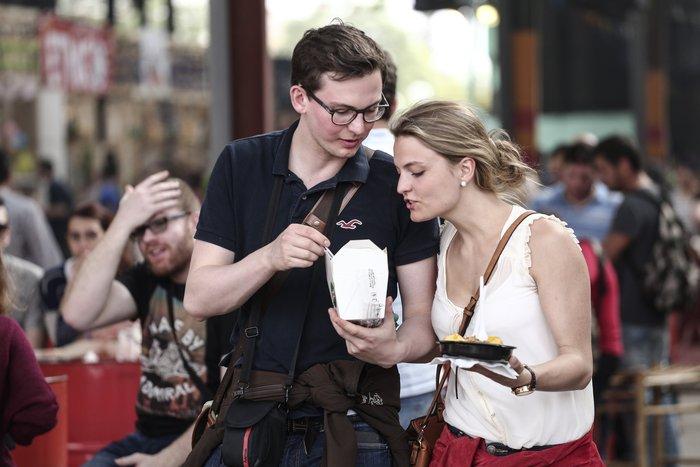 Πώς έζησε η Αθήνα το πρώτο Athens Street Food Festival [Εικόνες] - εικόνα 7
