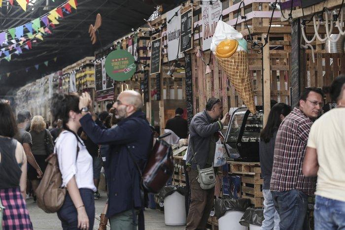 Πώς έζησε η Αθήνα το πρώτο Athens Street Food Festival [Εικόνες] - εικόνα 12