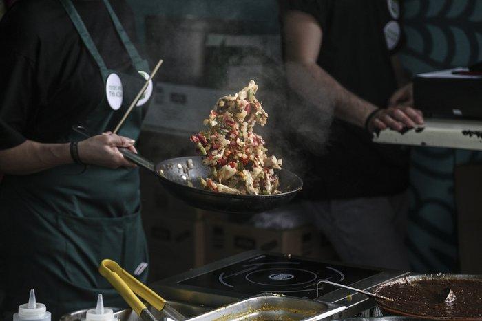 Πώς έζησε η Αθήνα το πρώτο Athens Street Food Festival [Εικόνες] - εικόνα 22