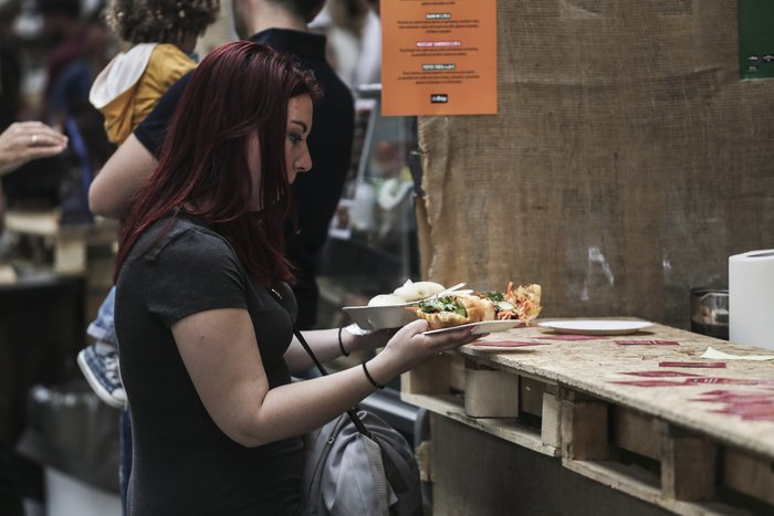 Πώς έζησε η Αθήνα το πρώτο Athens Street Food Festival [Εικόνες] - εικόνα 27