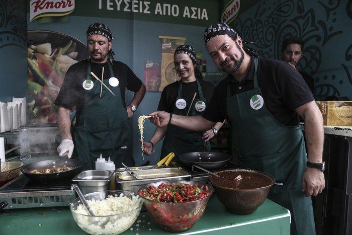 Πώς έζησε η Αθήνα το πρώτο Athens Street Food Festival [Εικόνες] - εικόνα 29