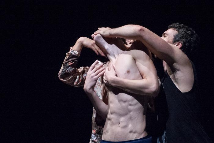 Ένα εκπληκτικό μωσαϊκό του χορού στην Αθήνα