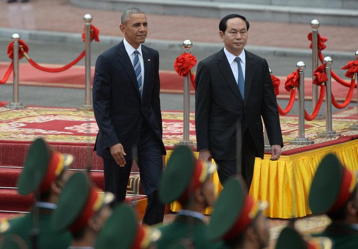 Άρση του εμπάργκο όπλων στο Βιετνάμ ανακοίνωσε ο Ομπάμα - εικόνα 3