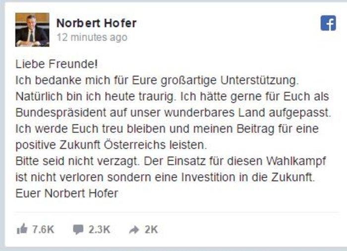 Νέος πρόεδρος της Αυστρίας ο «Πράσινος» Βαν ντερ Μπέλεν - εικόνα 2