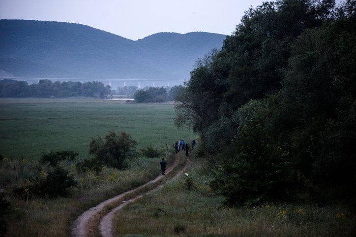 Καρέ καρέ η επιχείρηση στην «φαβέλα» της Ευρώπης - εικόνα 2