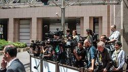 Δείτε live τις αφίξεις & δηλώσεις των υπουργών Οικονομικών στο Eurogroup.