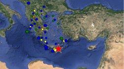 Σεισμός 5,5 Ρίχτερ ταρακούνησε την Κρήτη