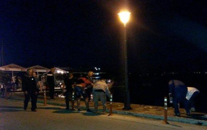Στην Πρέβεζα βγήκαν τα ψάρια στη στεριά - εικόνα 2