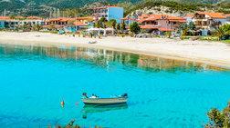 Σάρωσε η Χαλκιδική με 52 από τις 430 ελληνικές παραλίες με γαλάζια σημαία!