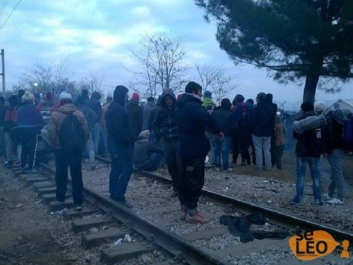 Ενταση στο κέντρο φιλοξενίας προσφύγων στο Ωραιόκαστρο