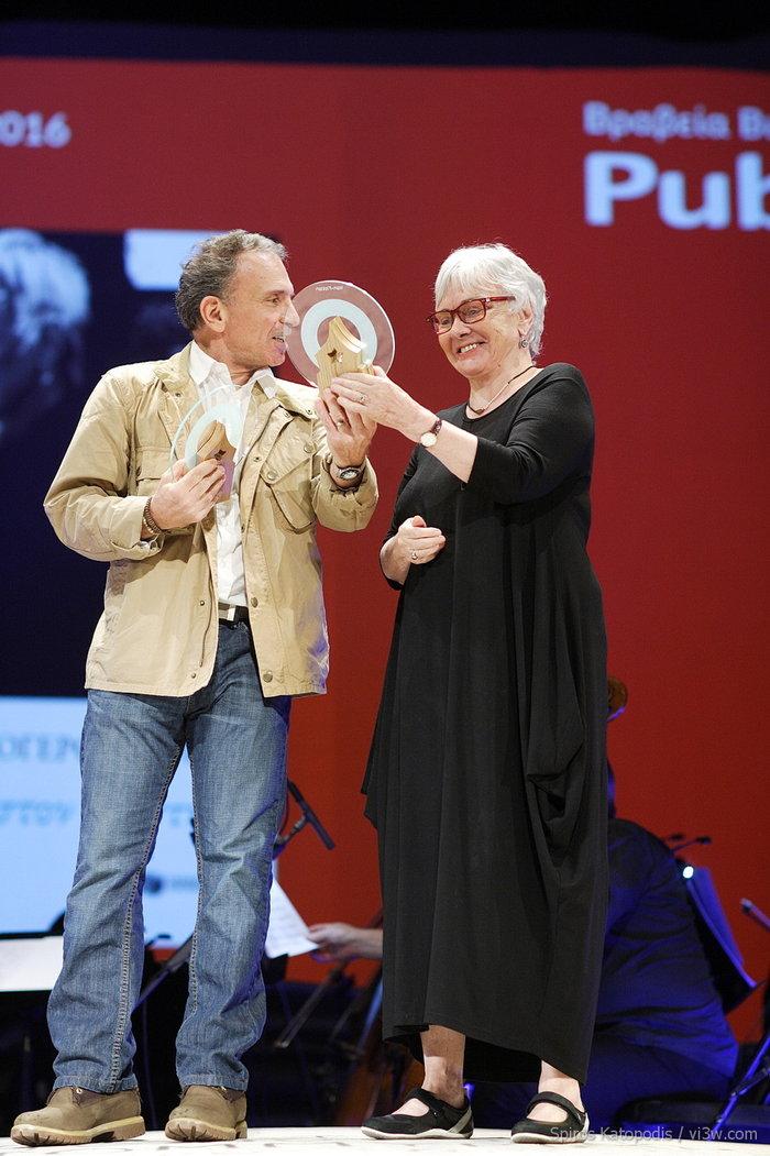Βραβεία Public: Η μεγάλη γιορτή του βιβλίου - εικόνα 2