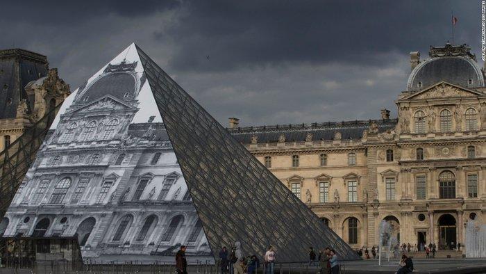 Ο άνθρωπος που εξαφάνισε την πυραμίδα του Λούβρου - εικόνα 3