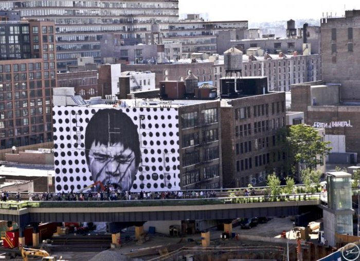 Highline, 30th Street,Νέα Υόρκη