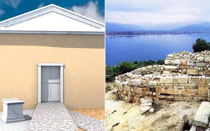 Βρέθηκε ο τάφος του Αριστοτέλη; - εικόνα 3
