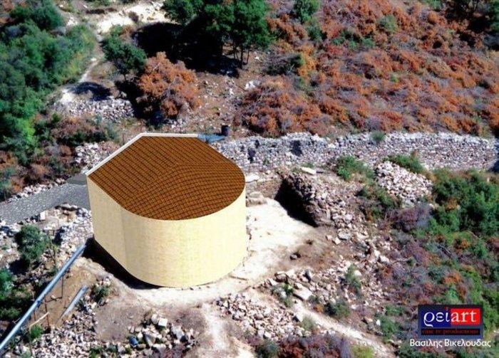 Βρέθηκε ο τάφος του Αριστοτέλη; - εικόνα 4