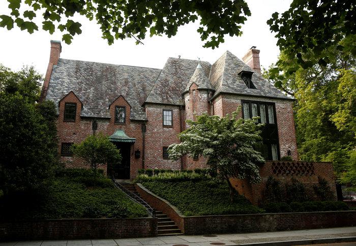 Αυτό είναι το νέο σπίτι των Ομπάμα στην Ουάσιγκτον - δείτε φωτό -